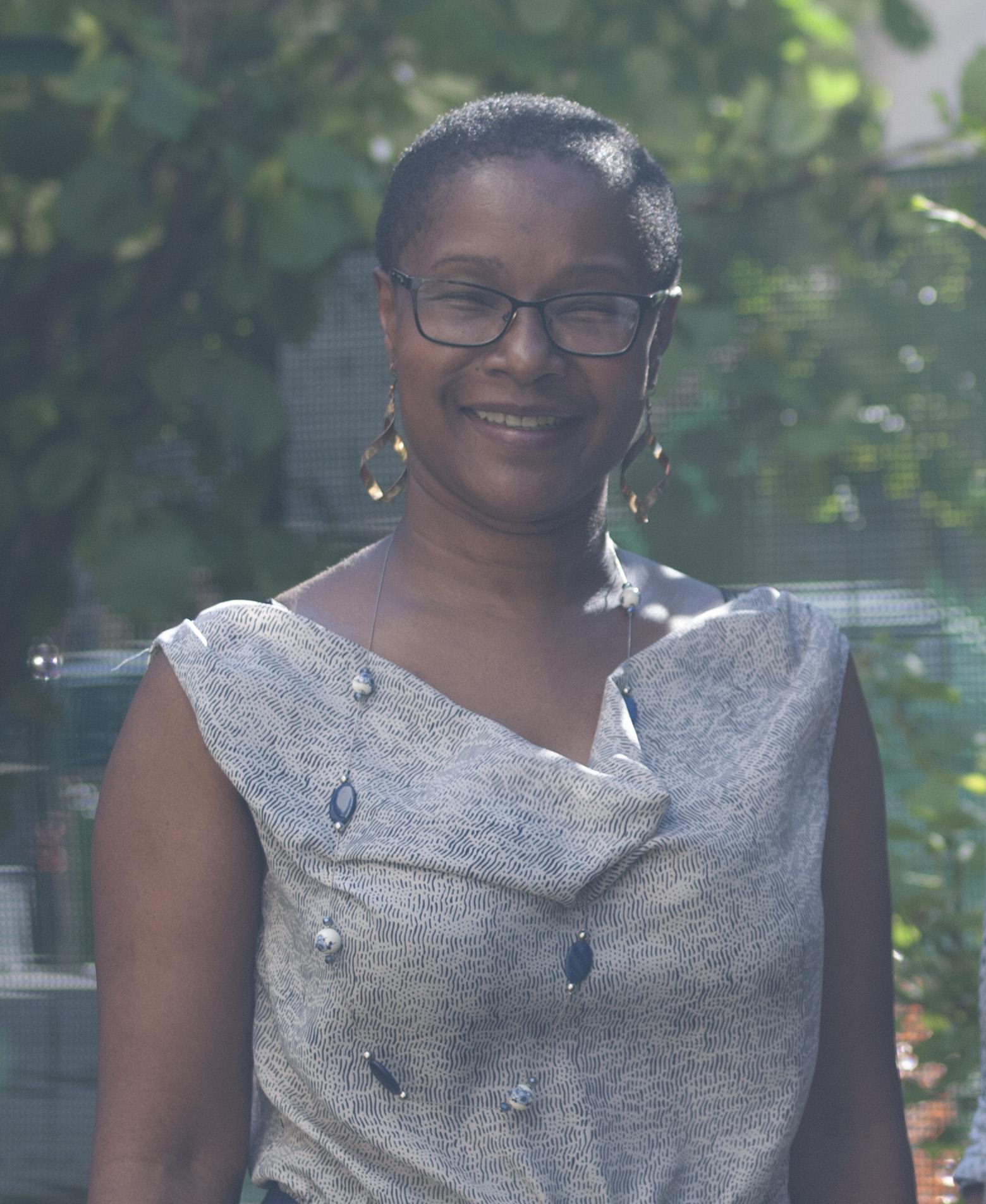 Brigitte, locataire au GLS Porchefontaine