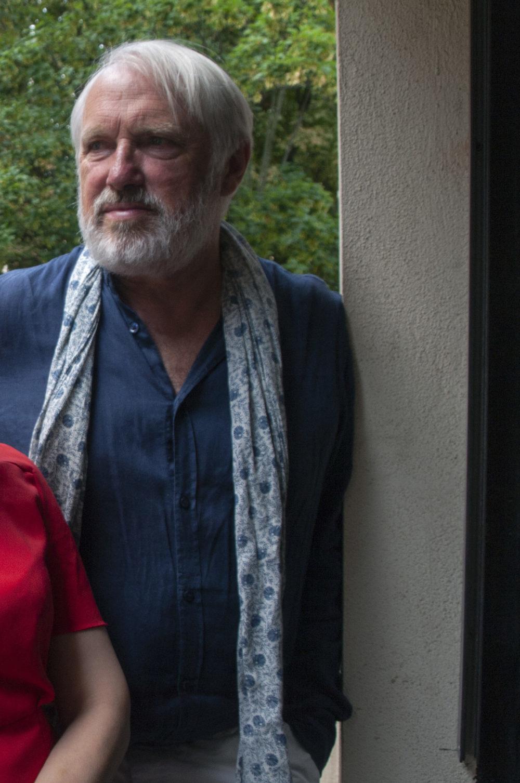 Pierre, bénévole depuis un peu plus de 15 ans au GLS Neuilly