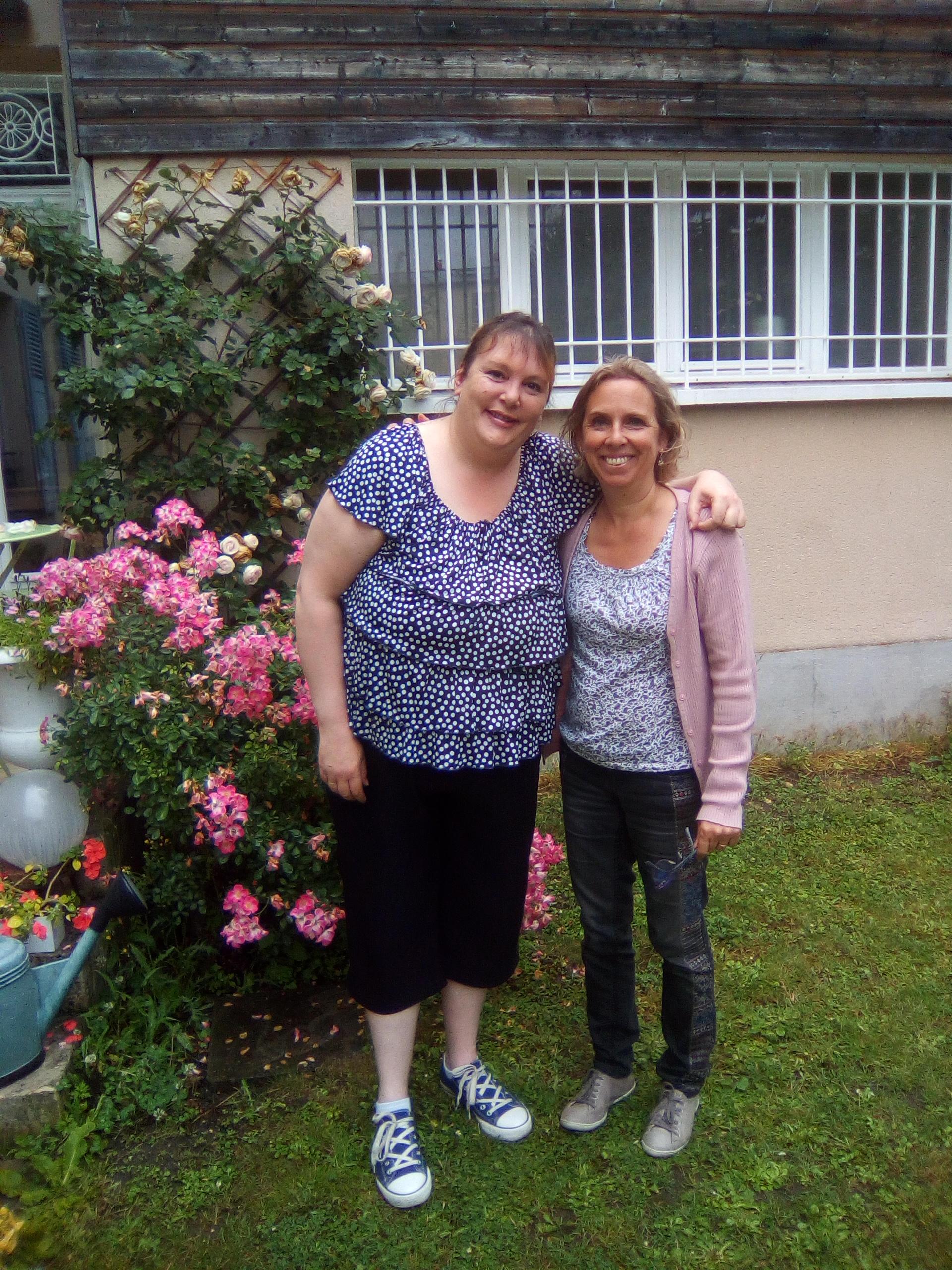 Stéphanie, locataire et bénévole depuis 3 mois