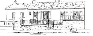 2001, maison de la route de Chartres, 2 logements